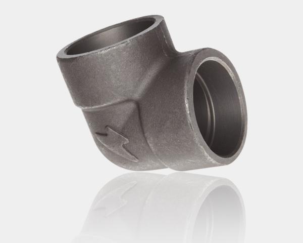 铸造配件 碳钢弯头