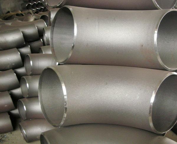 碳钢STD80弯头 碳钢长半径弯头