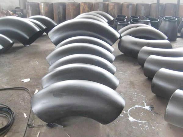 碳钢弯头,DN50碳钢弯头