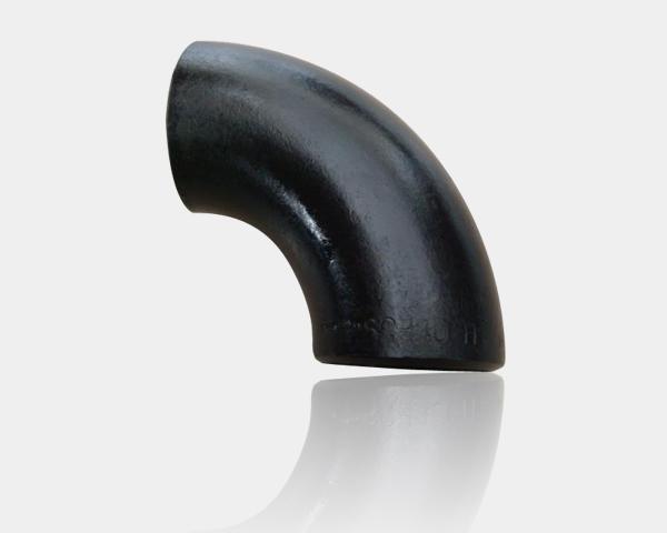90度长半径碳钢弯头,ASTM A105弯头