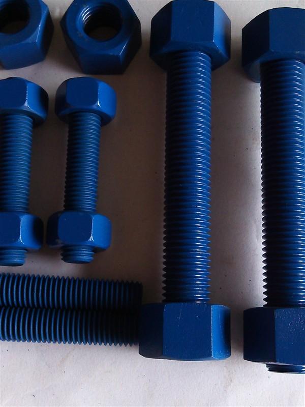 高品质 四氟乙烯 螺栓螺母