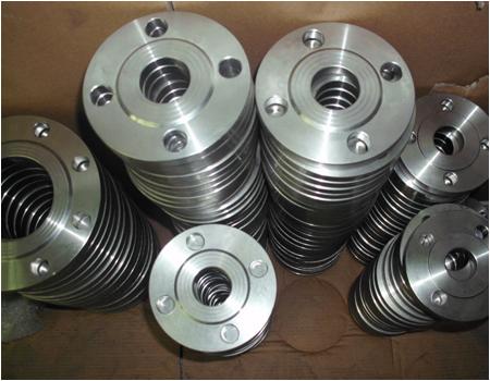 厂家直销HG20592标准碳钢平焊法兰 带劲对焊法兰